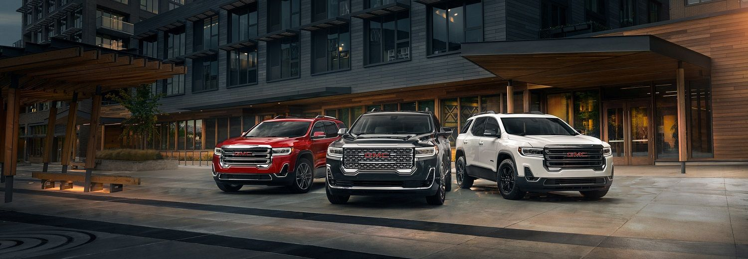 GMC Lineup of SUVs | Dixon IL