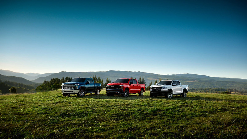 2020 Chevrolet Silverado HD Earns 2020 Technology Innovation Awards - Dixon, IL